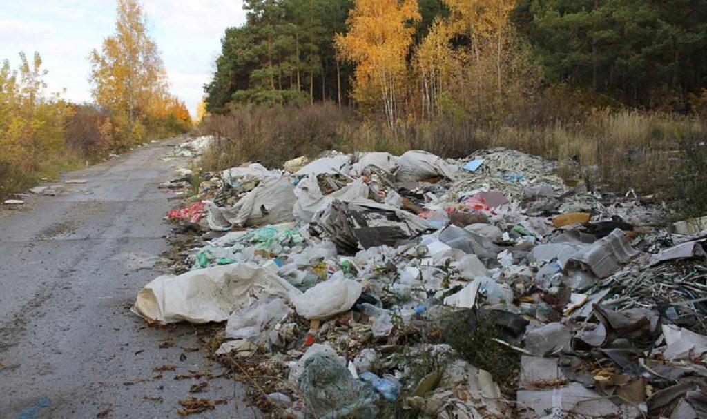 закон о вывозе мусора на 2019г