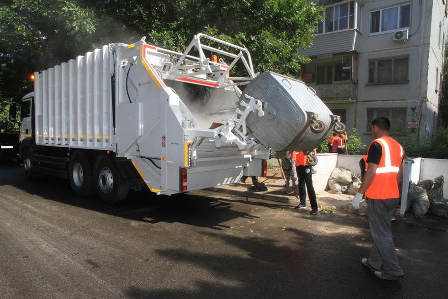 вывоз мусора с 1 января 2019 закон