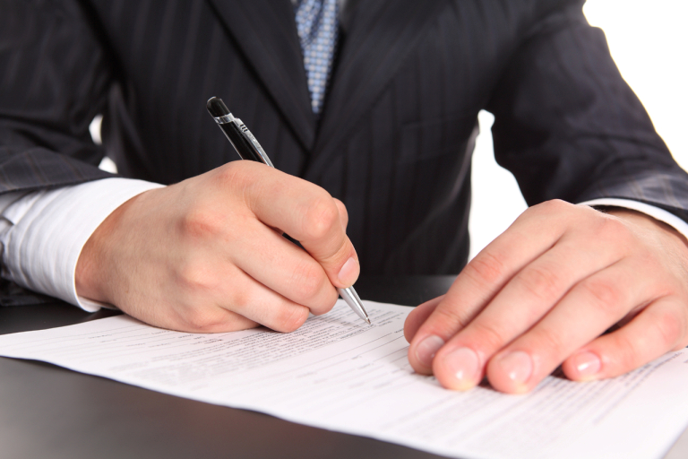 Письменная консультация юриста