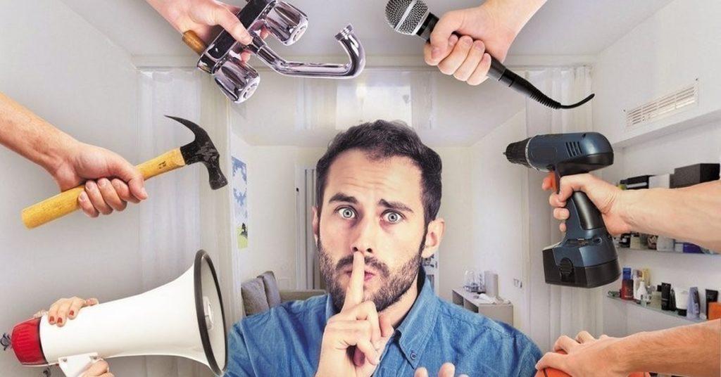 Ремонт в квартире: когда закон разрешает шуметь?