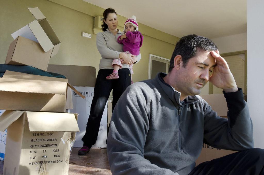 Выселение бывшего супруга из квартиры или дома